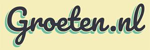 Groeten logo